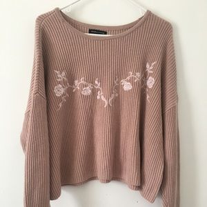 Kendall and Kylie sweater